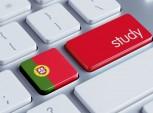teclado com bandeira de Portugal