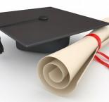 símbolos de graduação