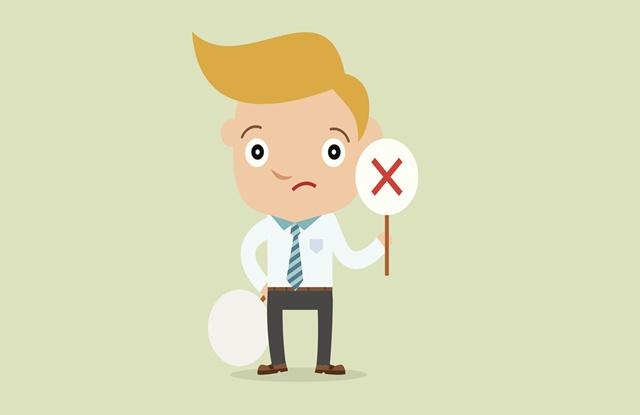 """Erros no trabalho: como identificar e evitar """"pecados"""
