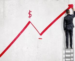 gráfico de aumento salarial