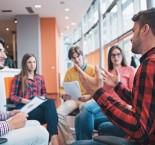 entrevista de emprego em grupo