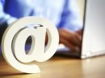símbolo do e-mail