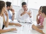 reunião de trabalho