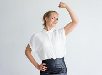 mulher superação no trabalho